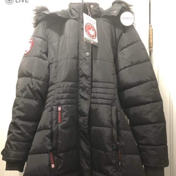 c3304ff2f Canada Weather Gear Jackets & Coats | Brand New Womens Coat Sz S ...
